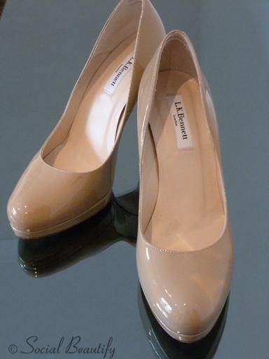 LK Bennett Sledge Shoe