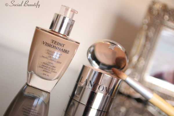 Foundation and Corrector Teint Visionnaire