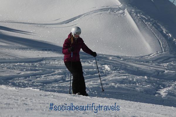 Social Beautify- Ski Chamonix