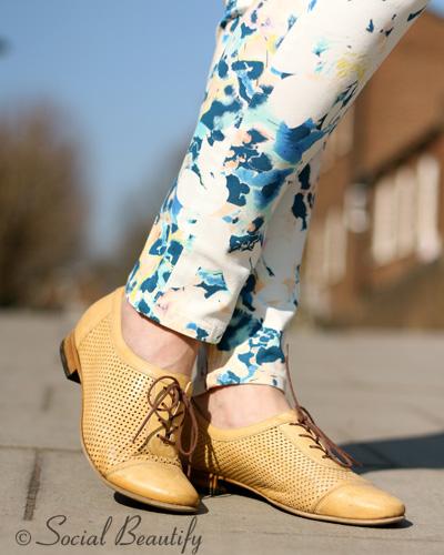 Badura shoes + cubus jeans