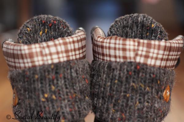 Quechua snow boots