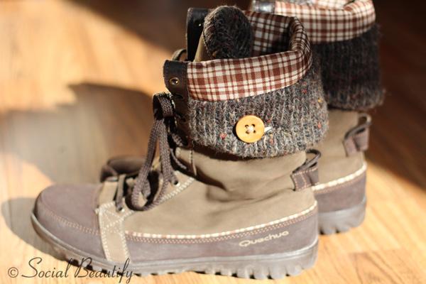 Quechua winter boots