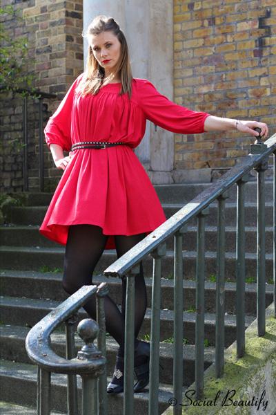 Leighton Dress - Social Beautify