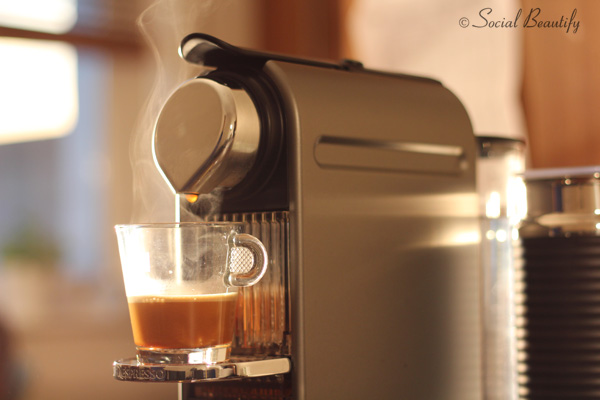 Nespresso coffee maker- S.B