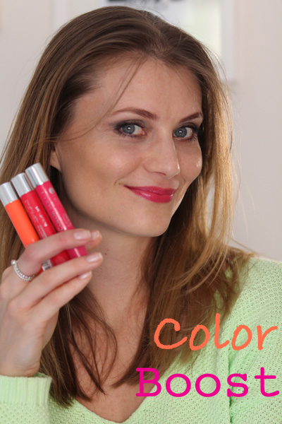 Color Boost for lips